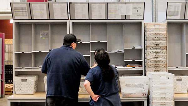 Mailng Services Business for sale